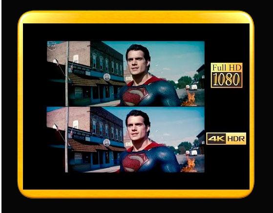 Diferencias entre 4K y Full HD
