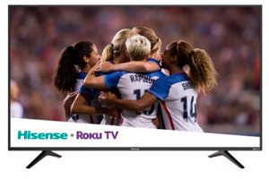 Pantalla Hisense Smart Tv 65 Pulgadas 4k Uhd Wifi