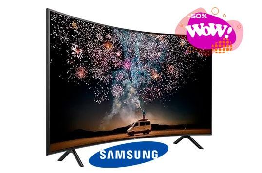 Samsung de pantalla curva