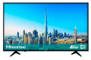 Smart Tv Pantalla Hisense Led 4k 50 Pulgadas Con Roku