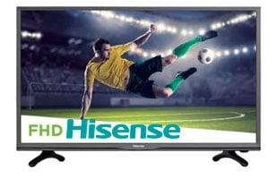 """TV Hisense 40"""" Full HD"""