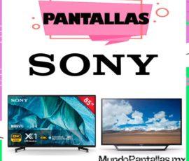 Pantallas Sony  – Descubre la mejor pantalla Sony para comprar
