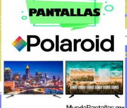 Pantallas Polaroid – La pantalla Polaroid mas vendida esta aquí