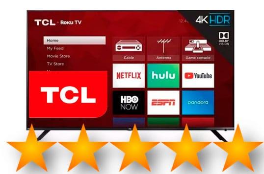 pantalla TCL buena calidad y excelentes opiniones