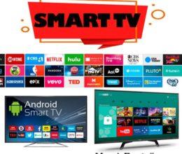 Pantallas Smart TV