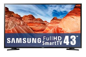samsung smart tv 43 pulgadas