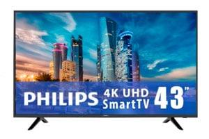 TV Philips 43 Pulgadas 4K