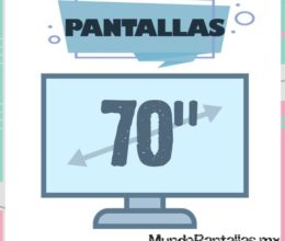 Pantallas 70 Pulgadas – Ofertas de las mejores pantallas 70″ – Medidas