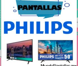 Pantalla Philips