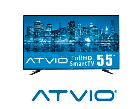 smart tv atvio