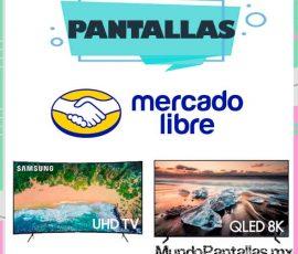 Pantallas Mercado Libre