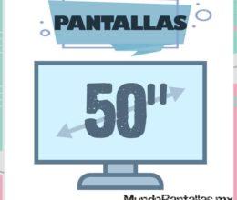 Pantallas de 50 Pulgadas – Medidas – Ofertas – Las mejores para comprar