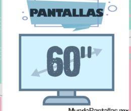 Pantalla 60 Pulgadas – Las pantallas 60″ mas vendidas