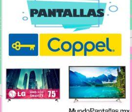 Pantallas Coppel