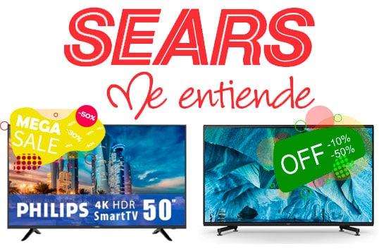 precios de pantallas de oferta en sears