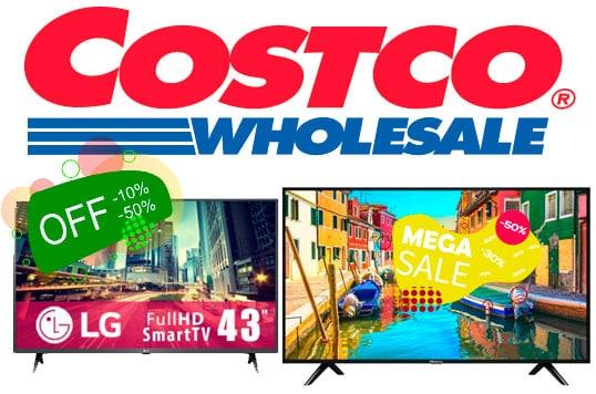 precios y ofertas de pantallas en costco